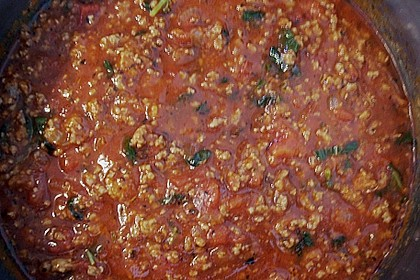 Furchtbar einfache Lasagne (Familienrezept) 13