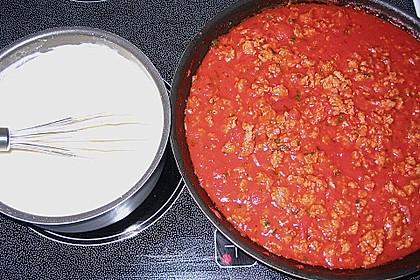 Furchtbar einfache Lasagne (Familienrezept) 14