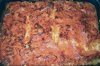 Furchtbar einfache Lasagne (Familienrezept) 2