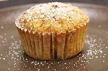 Zimtige Apfel - Muffins