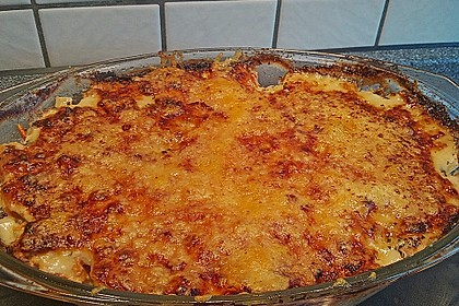 Kartoffeln-Tomaten-Basilikum Gratin 8