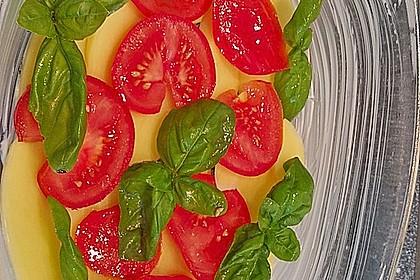 Kartoffeln-Tomaten-Basilikum Gratin 10