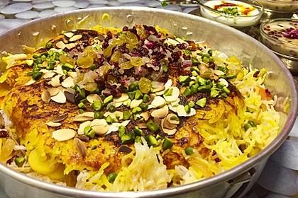 Persisches Reisgericht