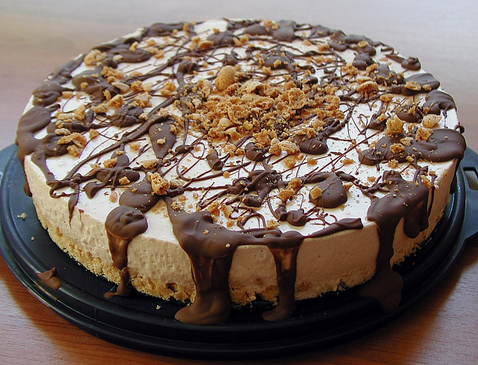 amaretto mousse cheesecake ohne backen rezept mit bild. Black Bedroom Furniture Sets. Home Design Ideas