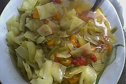 Blitz - Diät - Kohlsuppe 7