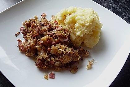 Gebratenes Sauerkraut 12