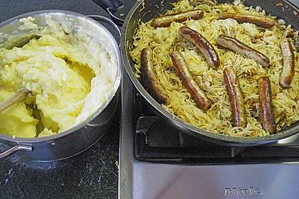 Gebratenes Sauerkraut 18