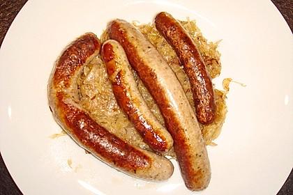 Gebratenes Sauerkraut 8