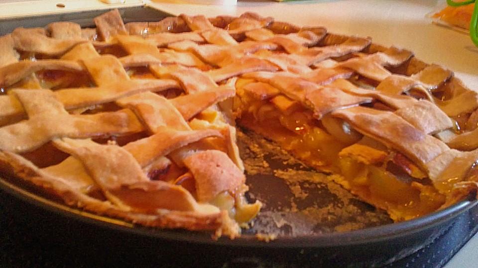 American Apple Pie (Rezept mit Bild) von alina1st | Chefkoch.de