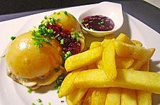 Schweinefilet mit Pfirsichen und Käse überbacken