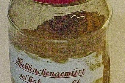 Lebkuchengewürz - zum Selbermachen 8