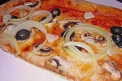 Italienischer Pizza-Hefeteig 2