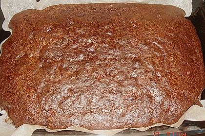 Banana Fudge Brownies 7