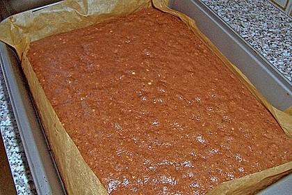 Banana Fudge Brownies 9