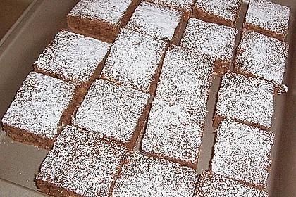 Banana Fudge Brownies 1