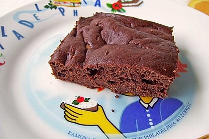 Banana Fudge Brownies 2