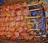 Geflügel - Satay - Spieße (Bild)