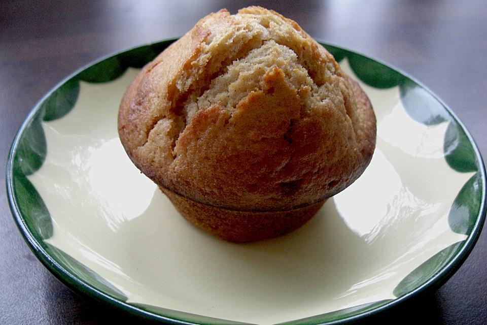 Muffins Mit Apfelmus