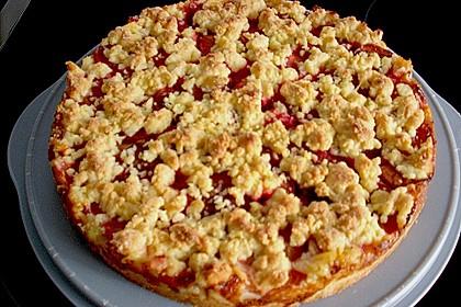 Zwetschgen-Streuselkuchen mit Pudding 124