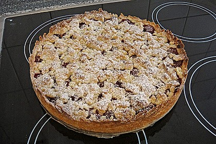 Zwetschgen-Streuselkuchen mit Pudding 68