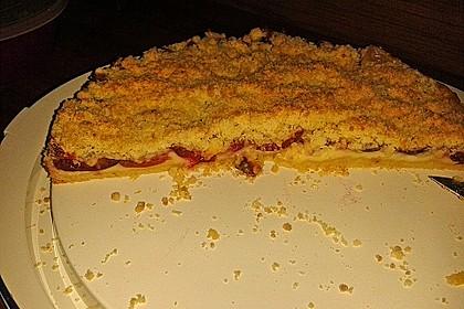 Zwetschgen-Streuselkuchen mit Pudding 102