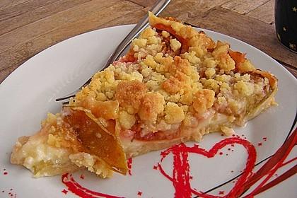 Zwetschgen-Streuselkuchen mit Pudding 57