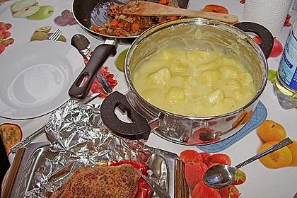 Steinpilz - Rahmkartoffeln mit Entenbrust 27