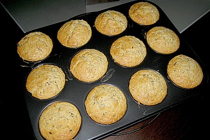 Muffins Grundrezept 2