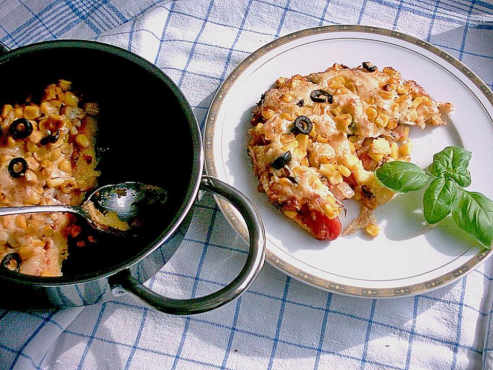 Polenta rezepte ohne fleisch