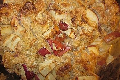 Apfel - Auflauf 19
