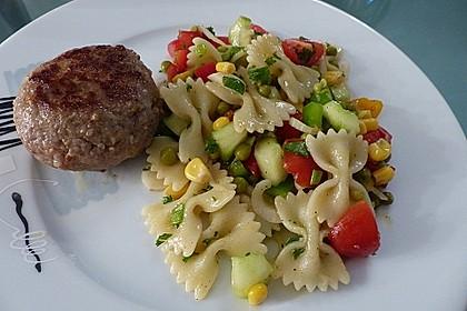 Sommerlicher Nudel - Gemüse - Salat 2