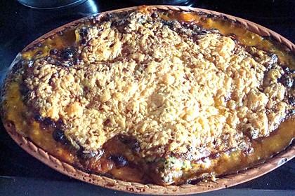 Lachs-Lasagne mit Spinat 45