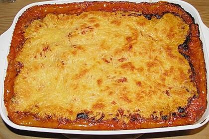 Lachs-Lasagne mit Spinat 64