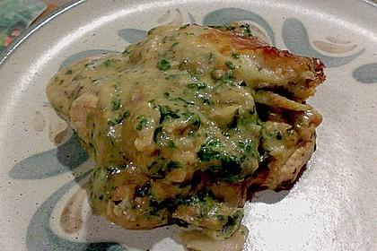 Lachs-Lasagne mit Spinat 95