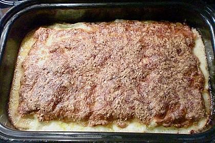 Lachs-Lasagne mit Spinat 75