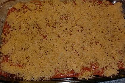 Lachs-Lasagne mit Spinat 119