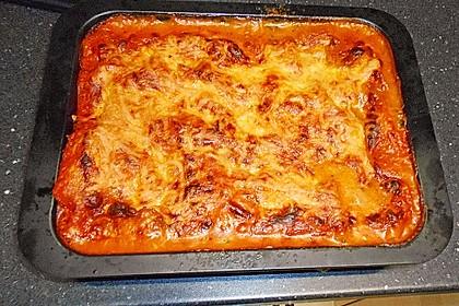 Lachs-Lasagne mit Spinat 42