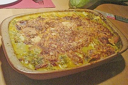 Lachs-Lasagne mit Spinat 39