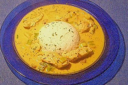 Putengeschnetzeltes mit Orangenhonig 8
