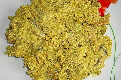Putengeschnetzeltes mit Orangenhonig 10