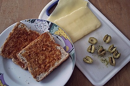 Mikrowellen - Toast 1