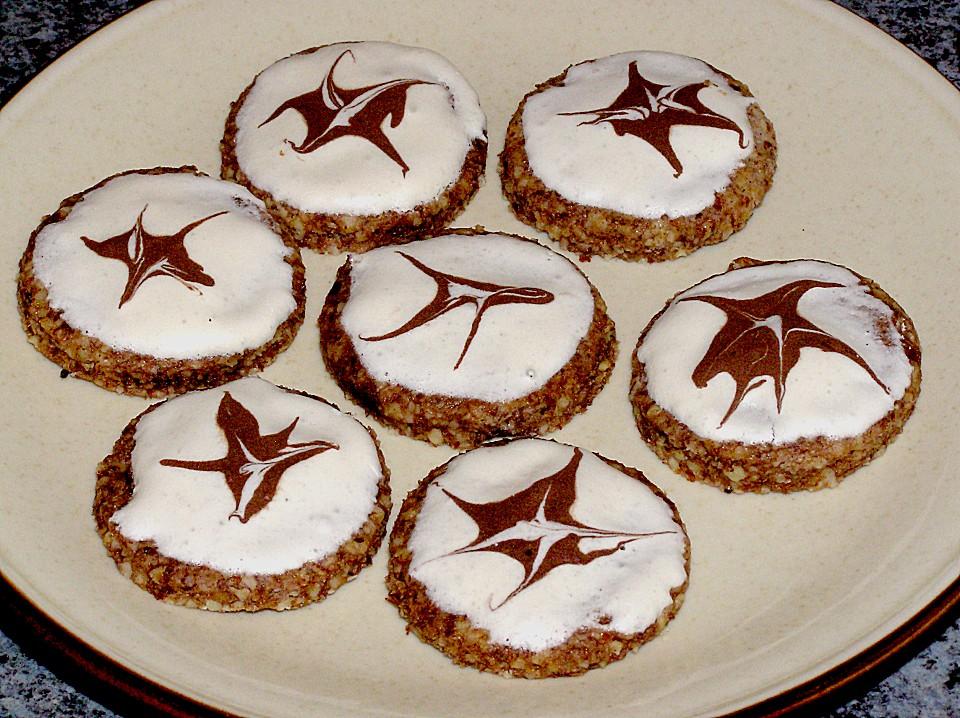 Maroni kekse rezept