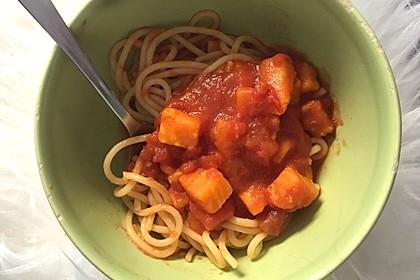 Tomaten-Süßkartoffel-Curry