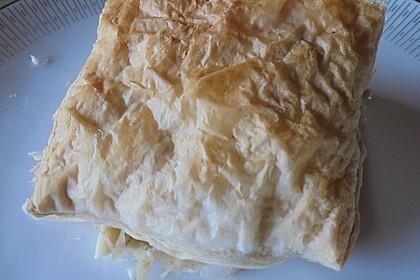 Sauerkraut-Pastete