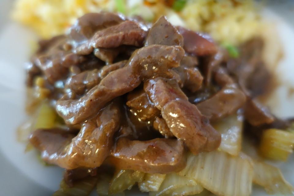 Sichuan Küche Rezepte   Wurziges Rindfleisch Aus Sichuan Von Hefide Chefkoch De