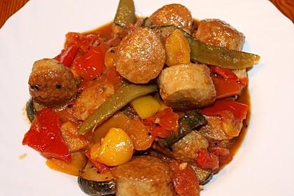 Currywurst à la Aladin