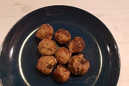 Vegetarische Köttbullar