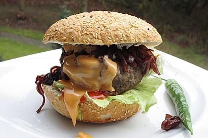 Homemade Burger 2