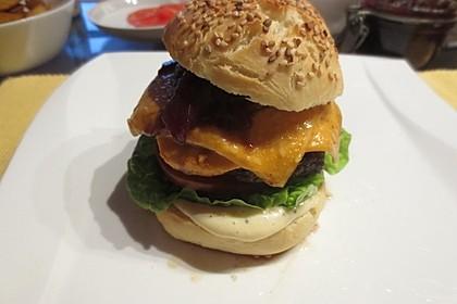 Homemade Burger 9