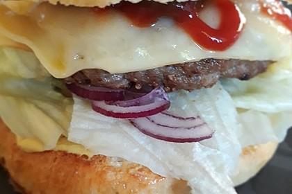 Homemade Burger 11